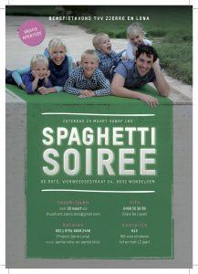 Spaghetti Soirée @ Evangelisch Centrum De Rots   Gent   Vlaanderen   België