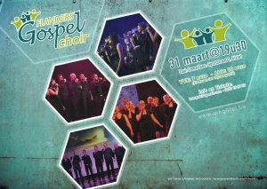 Paasconcert Flanders Gospel Choir @ Gistel |  |  |