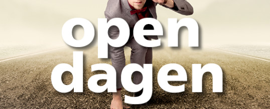 Open Dag: Master via ETF Open University