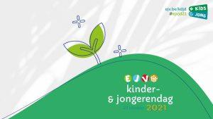 EJV Kinder- en Jongerendag @ 5 provincies, 5 locaties, 5x kinderdag, 5x jongerendag
